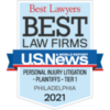 Best Law Firms Regional Tier 1 Badge 2