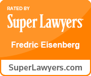 rated by super lawyers fredric eisenberg