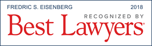 frederic s. eisenberg recognized by best lawyers 2018