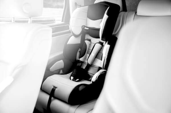 child safety seat failure